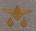 battlestar galactica senior officers rank brand