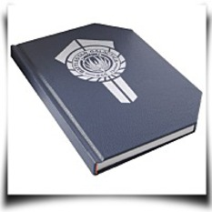 Specials Battlestar Galactica Artist Notebook