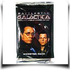 Battlestar Galactica Collectible Card