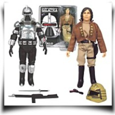 Specials Battlestar Galactica Cylon And Captain