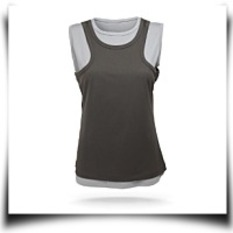 Battlestar Galactica Double Tank Top