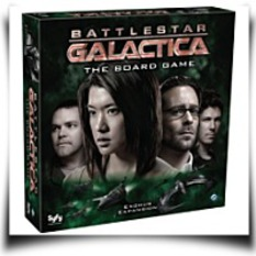 Battlestar Galactica Exodus Expansion