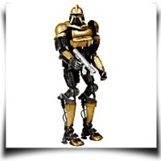 Specials Battlestar Galactica Gold Pilot Cylon