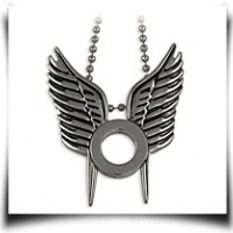 Battlestar Galactica Karas Forever Necklace