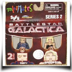Specials Battlestar Galactica Mini Mates Series