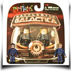 Specials Battlestar Galactica Modern 2PACK Series