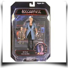 Specials Battlestar Galactica Razor Gina Action
