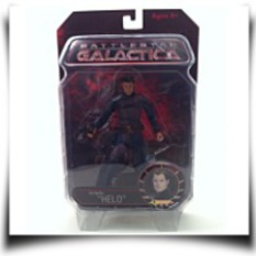 Battlestar Galactica Series 1 Helo Action