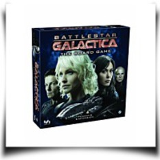 Specials Battlestar Galactica The Board Game