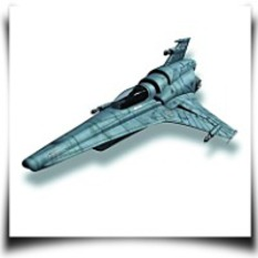 Specials Battlestar Galactica Viper Mark Vii Assembled