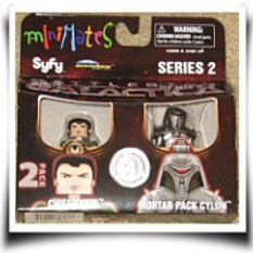 Specials Minimates 2PACK Chief Tyrol And Mortar