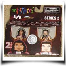 Minimates 2PACK Tory And Anders Exclusive