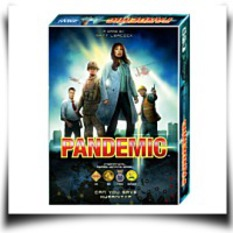 Pandemic 2ND Edition