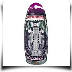 Specials Titanium Series 4 Diecast Mini Battlestar