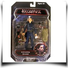 Specials Toys Series 3 Razor Action Figure Lieutenant