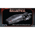 moebius battlestar galactica scale measures inches