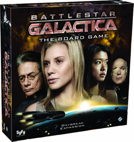 Battlestar Galactica Daybreak Expansion